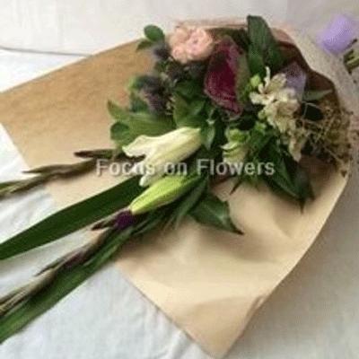 bouquet tall