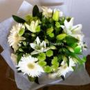classic-white bouquet