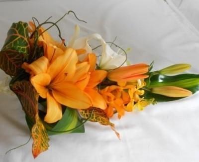 bright arm bouquet